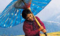 Blue Umbrella - 2007